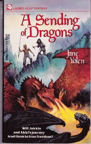 Yolen Jane A Sending Of Dragons