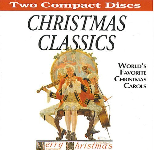 Rochester Pops Orchestra London Festival Orchestra Christmas Classics ~ World's Favorite Christmas Ca