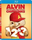Alvin & The Chipmunks Triple Feature Blu Ray