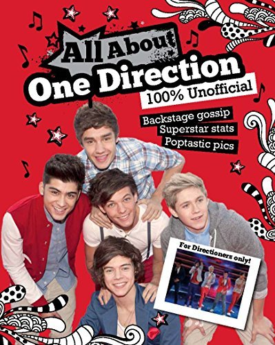 Parragon All About One Direction 100% Unofficial