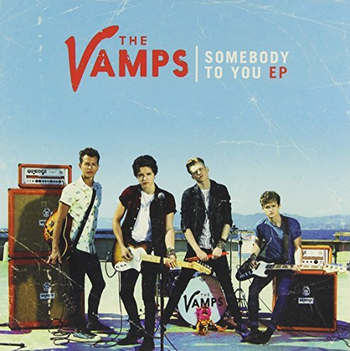 Vamps Somebody To You Ep Import Can