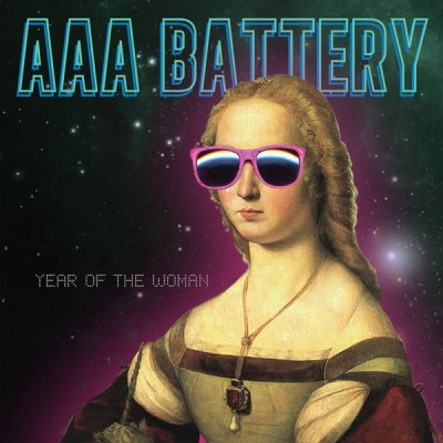Aaa Battery Year Of The Woman