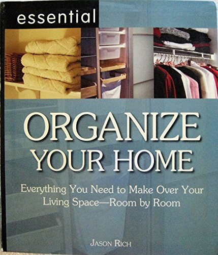 jason-rich-essential-organize-your-home