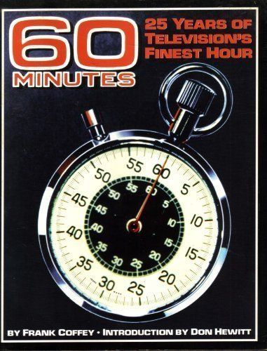 Frank Coffey 60 Minutes 25 Years Of Television's Finest Hour