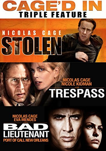 Nicolas Cage Triple Feature Nicolas Cage Triple Feature