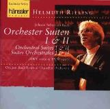 Bach;orchestral Suites 1&2