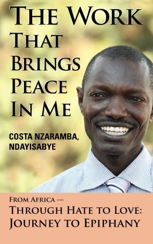 Costa Ndayisabye The Work That Brings Peace In Me