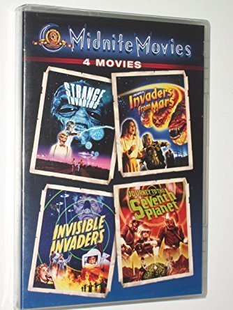 Strange Invaders (1983) Invaders From Mars (1986) Strange Invaders (1983) Invaders From Mars (1986)