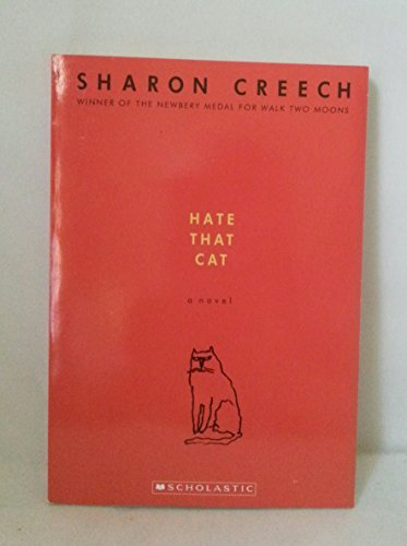 sharon-creech-hate-that-cat-hate-that-cat