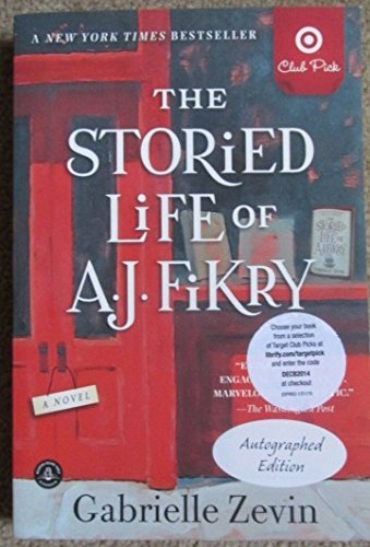 Zevin Gabrielle The Storied Life Of A.J. Fikry