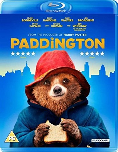 Paddington Bonneville Hawkins Walters Broadbent Blu Ray