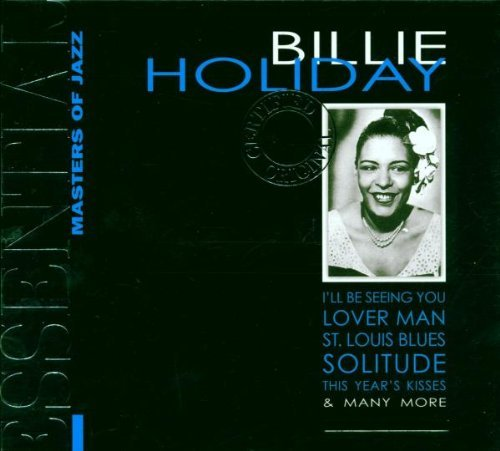 Billie Holiday Essential Masters Of Jazz Essential Masters Of Jazz Billie Holiday