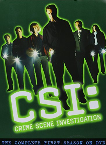Csi Complete First Season Csi Complete First Season