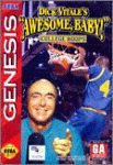 Sega Genesis Dick Vitale's Awesome Baby College Hoops