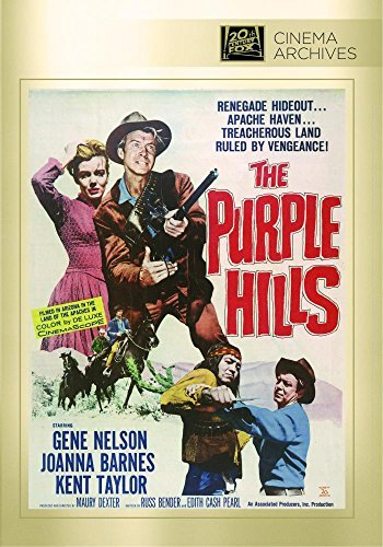 Purple Hills Purple Hills DVD Mod This Item Is Made On Demand Could Take 2 3 Weeks For Delivery