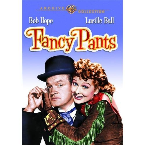 Fancy Pants Fancy Pants DVD Mod This Item Is Made On Demand Could Take 2 3 Weeks For Delivery