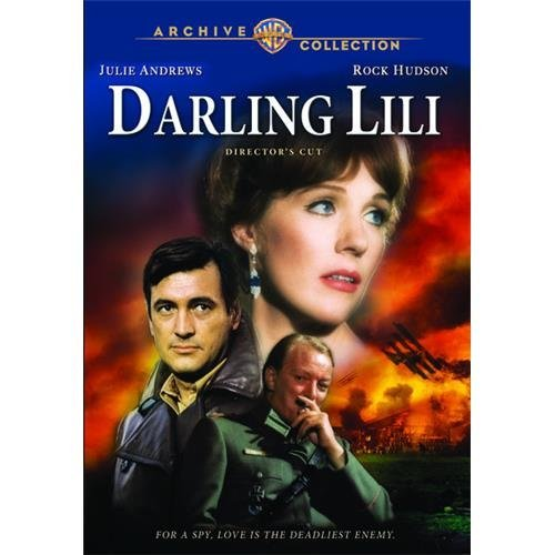 Darling Lili Darling Lili DVD Mod This Item Is Made On Demand Could Take 2 3 Weeks For Delivery