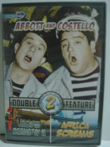 Abbott And Costello Jack And The Beanstalk And Africa Screams