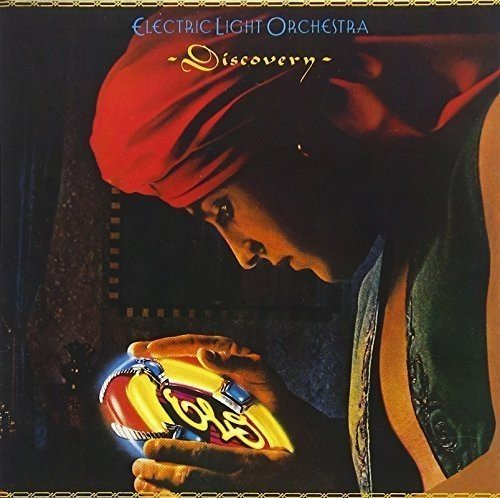 Electric Light Orchestra Discovery Limited Import Jpn Incl. Bonus Track Paper Sleeve