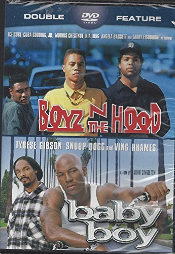 Boyz N The Hood Baby Boy Double Feature