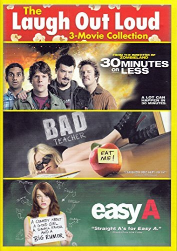 30 Minutes Or Less Bad Teacher Easy A Triple Feature