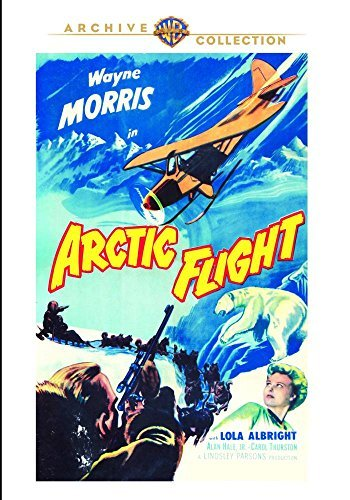 Arctic Flight Arctic Flight DVD Mod This Item Is Made On Demand Could Take 2 3 Weeks For Delivery