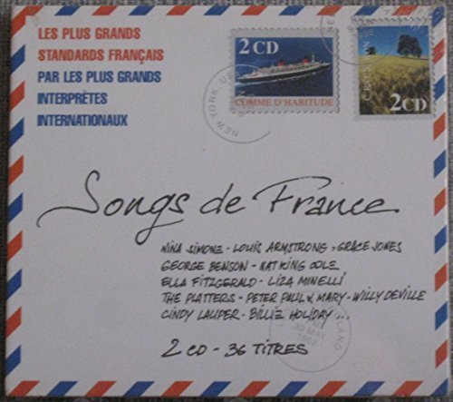 Songs De France Les Plus Grands Standards Franca Songs De France Les Plus Grands Standards Franca