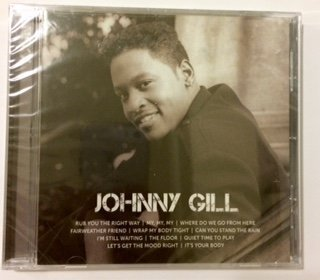 Johnny Gill Johnny Gill Icon The Best Of