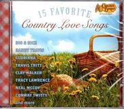 15 Favorites Country Love Songs