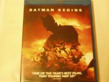 Blu Ray Batman Begins
