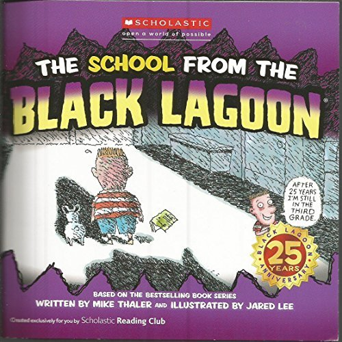 Mike Thaler The School From The Black Lagoon
