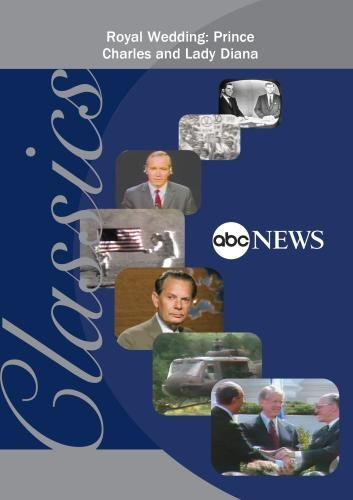 Abc News Classics Royal Wedding Prince Charles And Lady Diana Barbara Walters Peter Jennings