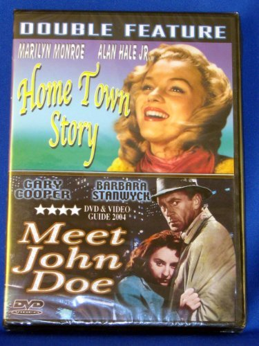 Home Town Story Meet John Doe Double Feature