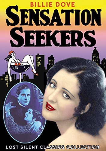 Sensation Seekers Dove Weber DVD Nr