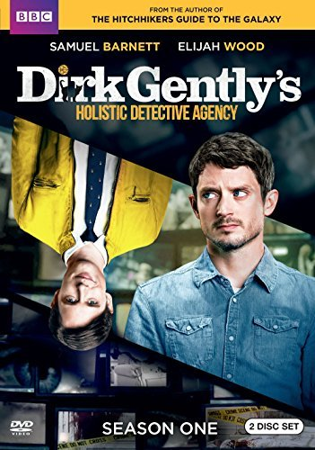 Dirk Gently's Holistic Detective Agency Season 1 DVD