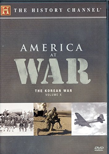 History Channel America At War The Korean War Volume 10