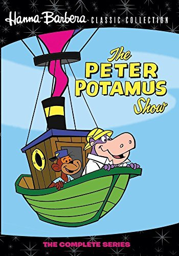 Peter Potamus Show Peter Potamus Show DVD Mod This Item Is Made On Demand Could Take 2 3 Weeks For Delivery