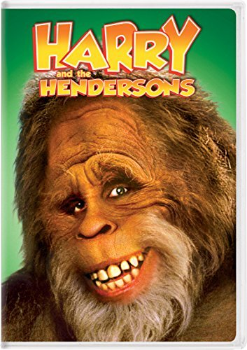Harry & The Hendersons Lithgow Dillon Langrick DVD