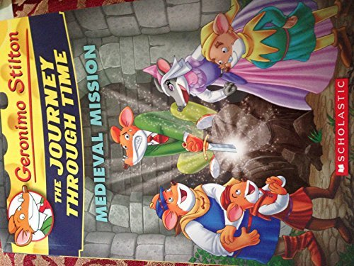 Geronimo Stilton Medievel Mission