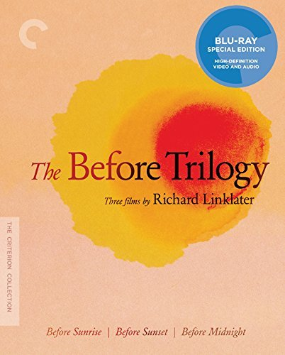 Before Trilogy Before Sunrise Before Sunset Before Midnight Blu Ray Criterion