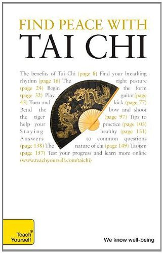 Robert Parry Teach Yourself Find Peace With Tai Chi 0004 Edition;