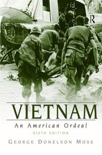 George Moss Vietnam An American Ordeal 0006 Edition;revised