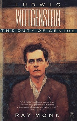 Ray Monk Ludwig Wittgenstein The Duty Of Genius