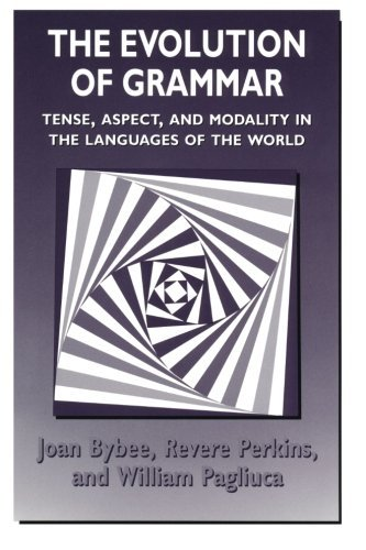 Joan Bybee The Evolution Of Grammar Tense Aspect And Modality In The Languages Of T 0002 Edition;
