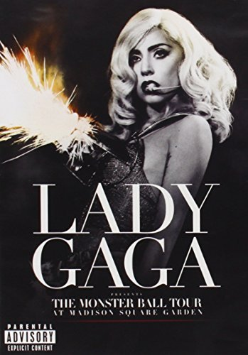 Lady Gaga Monster Ball Tour At Madison S Explicit Version