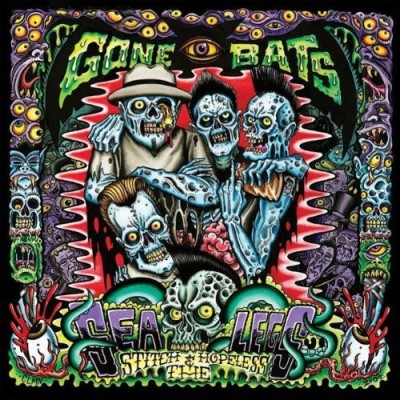 Stitch Hopeless & The Sea Legs Gone Bats