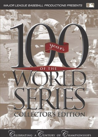 Mlb World Series 100 Years Of Worl Clr Nr 2 DVD