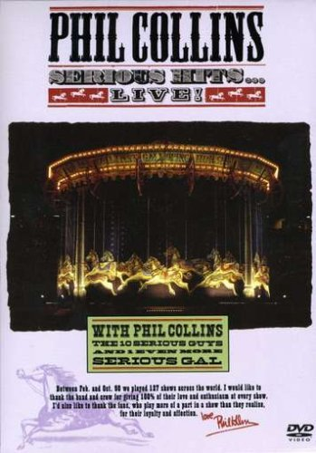 Phil Collins Serious Hits Live 2 DVD