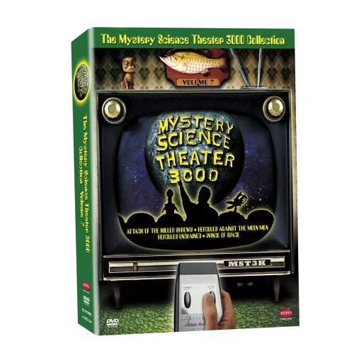 Mystery Science Theater 3000 Mystery Science Theater 3000 Clr Nr 4 DVD