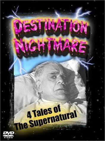 Destination Nightmare Karloff Boris Bw Nr